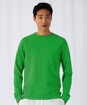 Moški pulover B&C ORGANIC CREW NECK