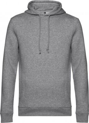 Moški pulover B&C ORGANIC HOODED