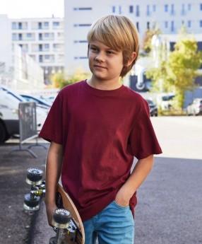 Boy's Organic T-Shirt  JN8008B
