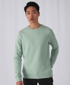 Moški pulover B&C KING Crew Neck