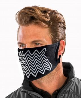 """Obrazna maska """"Zick Zack"""" - 5kos"""
