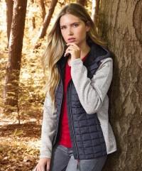 Ladies Knitted HYBRID jacket JN 771